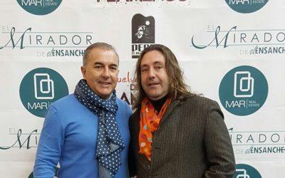 El Mirador de El Ensanche apoya le espectáculo «Huelva, la luz del flamenco»