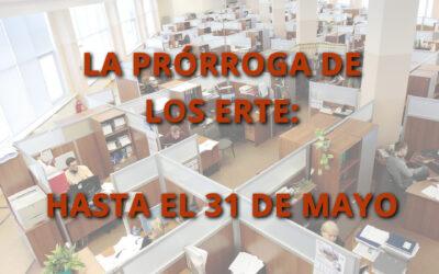 La prórroga de los ERTE y la prestación para autónomos hasta el 31 de mayo ya es una realidad